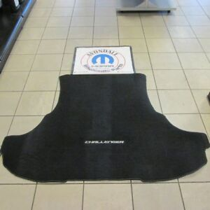 DODGE Challenger Carpeted Cargo Area Trunk Mat Liner Mopar NEW OEM MOPAR