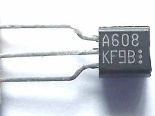 2SA608 K contrassegnato A608 TRANSISTOR TRANS GP BJT PNP 50 V 0.15 A 3-Pin