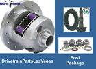 Posi Package Dura Grip 10 Bolt GM 8.2 Gear Set & Super Master Bearing Kit Chevy