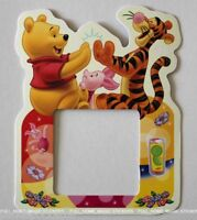 Glow in the Dark Winnie  Friends Light Switch Sticker