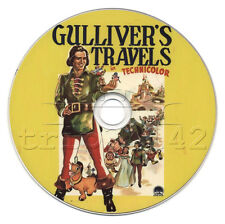 Gulliver's Travels (1939) Dave Fleischer Animation, Adventure Film/Movie on DVD