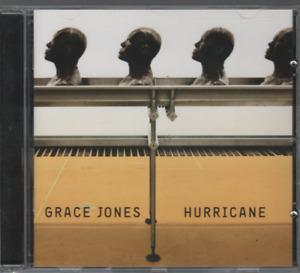 Grace Jones Hurricane Cd Album