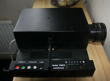 ROLLEI P66S medium format slide projector + Heidosmat zoom lens