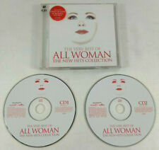 Double CD The Very Best of All Woman The New Hits Collection  Envoi rapide suivi
