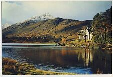 Old Postcard - Loch Affric, Glen Affric, Inverness-shire (Dixon) - Unposted 0174