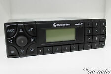 ORIGINALE Mercedes Audio 30 be3307 CC Becker Cassetta Autoradio a208820088606 RDS