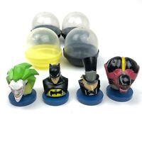 Vintage Batman Vending Machine Toys 1999 Rare - Lot of 4