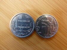 Pièce monnaie POLYNESIE FRANCAISE FRENCH POLYNESIA 1 Fr 2006 NEUVE UNC
