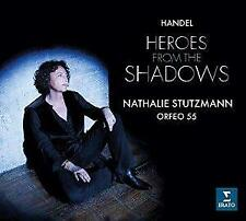 Orfeo 55 And Nathalie Stutzmann - Heroes From The Shadows - Handel Aria (NEW CD)