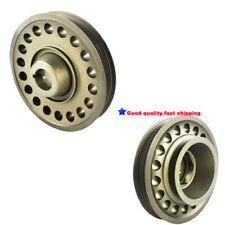 Crank pulley For 1993-2001 Honda Prelude with the DOHC H22 2.2L Vtec engines