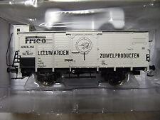 "Brawa HO 48297 Gedeckter Güterwagen G 10 ""Frico"" der NS Ep.III NEU OVP"