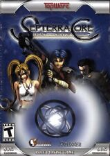 Septerra Core: Legacy of the Creator (RPG PC Game) 140 characters, 120 spells