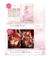 C93 Enakomyu Enako new photo book set Comiket 93 Cosplay Costume from JAPAN
