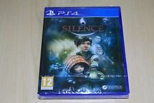 Silence  UK Pal  New Factory Sealed Sony PlayStation 4 PS4