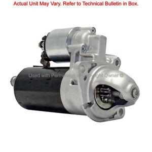 Starter Motor Quality-Built 12179 Reman