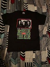vintage McBride and the Ride size Large country music t shirt