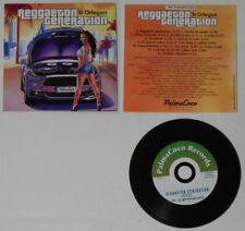 Reggaeton Generation  SR Ortegon  U.S. promo cd  card sleeve
