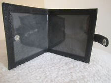 New Real Leather Shotgun Certificate Holder or Firearms Licence Wallet. Code 26
