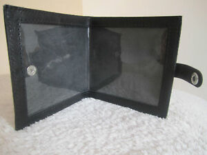 New Real Leather Shotgun Certificate Holder or Firearms Licence Wallet. Code 3