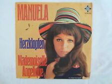 Single / MANUELA / HERZKLOPFEN / TELEFUNKEN / RARITÄT / 70er /