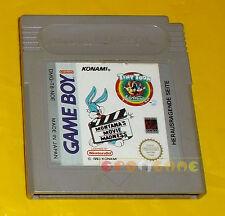 TINY TOONS MONTANA'S MOVIE MADNESS Gameboy Game Boy Europeo ○○○ SOLO CARTUCCIA