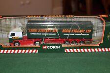 Corgi Classic TY86705 Eddie Stobart Volvo Skeletal Trailer
