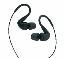 Audiofly AF120 Hybrid Dual Driver In-ear Headphone Monitors Black