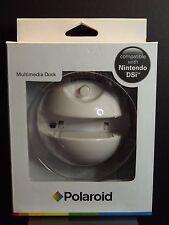 Nintendo DSi - SD Card Reader/Charging Station Polaroid Multimedia Dock for