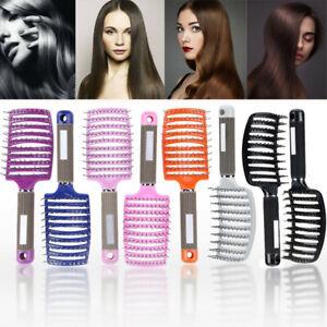 Professional Vent Hair Brush Anti-Static Hair Styling Scalp Massage Comb 1PC