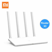 2017 New Xiaomi Mi 300Mbps 2.4GHz WiFi Router 3C Signal Booster with 4 Antenna