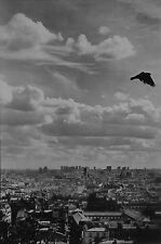 Willy Ronis Limited Edition Photo Print 30x40cm Ciel de Paris 1981 Himmel B&W SW