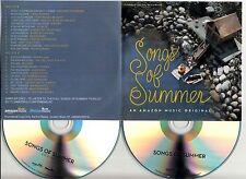 SONGS OF SUMMER Amazon Playlist Sampler 2016 UK 25-trk promo 2CD