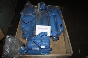 Becker Sv 5.130/1-28 156 M³/H Side Channel Blowers Vacuum Pump 0,90KW Vacuum