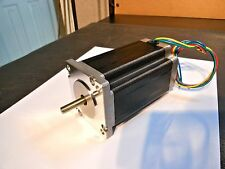 Nema 23 Stepper Motor, 3.5A 600oz in. 6.4mh Inductance (8mm Dual Shaft Motor)