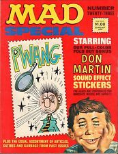 Mad Magazine Special no.23  VG 042816DBE