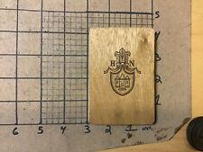 New listing Vintage Original 1926 haus neuerburg - zigarette 44pgs book w wood covers