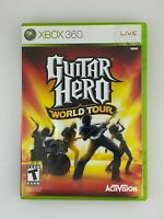 Guitar Hero: World Tour - Xbox 360 Game - Complete & Tested