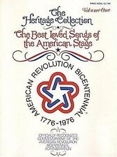 The Heritage Collection - The Best-Loved Songs Of The American Stage, Vol. 1