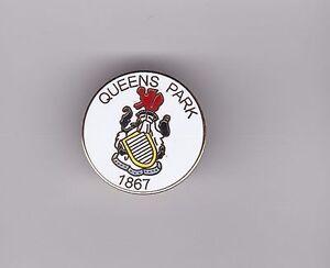 Queens Park - lapel badge brooch fitting