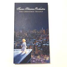 Trans-Siberian Orchestra Christmas Trilogy Boxed Set 3 CDs 1 DVD Lyrics Photos