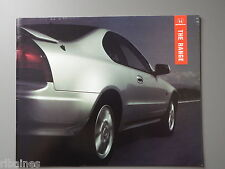 R&L Promo Brochure: Honda Range 1994 UK, Civic CRX Accord Prelude