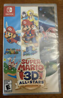 Super Mario 3D All-Stars Nintendo Switch Limited Edition LE