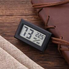 Digital LCD Temperature Humidity Meter Thermometer Hygrometer Measuring Monitor