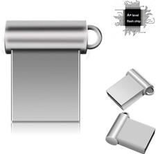 Super Mini Metal USB 2Tb Flash Pen Drive Memory Stick Storage Media U Disk argen