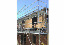 Quick Stage Scaffolding, Multipurpose Galvanised Scaffold - 6.5m Access Height