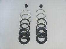 2 x Dichtsatz/Überholsatz Bremssattel vorne für NSU 1000/1200 C, Prinz 1000/1200