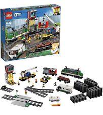 LEGO 60198 CITY CARGO TRAIN RC & TRACK TRAIN SET BRAND NEW & SEALED.