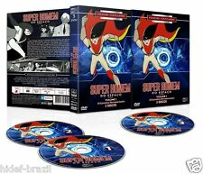 DVD Yusei Kamen / Asteroid Mask / Super Homem do Espaco [ Region ALL ]