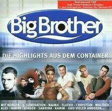 Big Brother-Die Highlights aus dem Container (2001) BB-Bewohner II, Zlatk.. [CD]