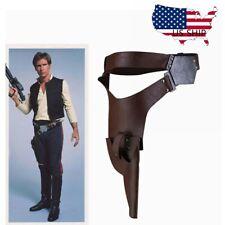 Han Solo Belt Gun HolsterStar Wars Cosplay Costume Props Accessories